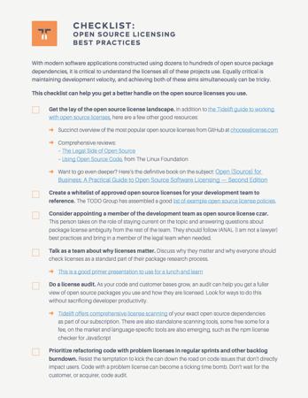 open-source-licenses-checklist-1