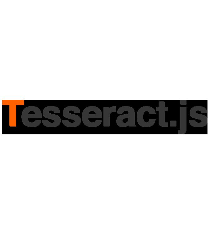 tesseract.js